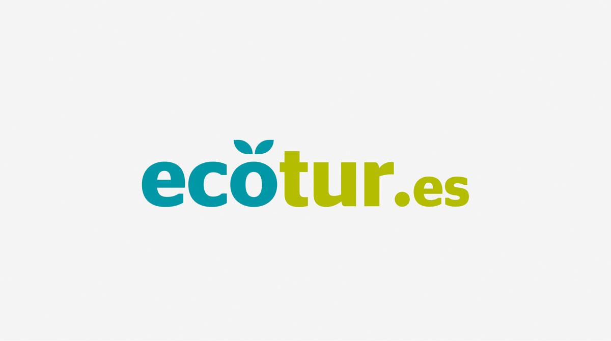 Ecotur. Brandind, Identidad, Web